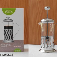 Jual French Press Akebonno Home Arts Premium 350 ml - Coffee Plunger Murah