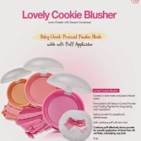 Jual [ETUDE HOUSE] Lovely Cookie Blusher Murah