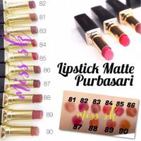 (Murah) Lipstik Purbasari Color Matte No 85
