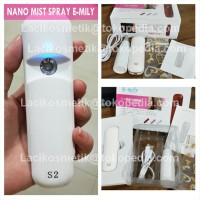 Jual (Murah) Nano Mist Spray Emily + Charger (E-mily) Murah
