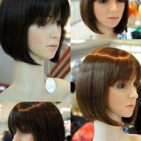 Wig/Rambut Palsu Model Bob Pendek