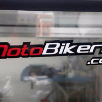 cutting sticker motobikerz com motor laptop mobil