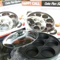 Jual (Dijamin) Cetakan Martabak Mini Happy Call 7 Lubang Murah