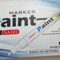Jual (Sale) Spidol Ban toyo paint marker Sa101 original import Murah