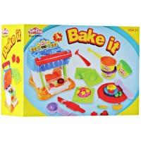 Mainan Lilin Fun-Doh Bake it Oven Kue
