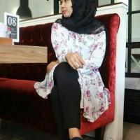 Jual segiempat linen rubiah/jilbab rubi/ Murah