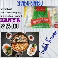 Jual Cidea Steamboat/shabu-shabu enak dan murah meriah  Murah