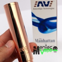AV MANHATTAN V1 MOD | CLONE 1:1 HIGH QUALITY | MECHANICAL MOD | 24 MM