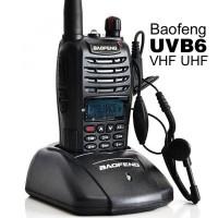 Walkie Talkie Baofeng 5W 99CH UHF VHF UV-B6