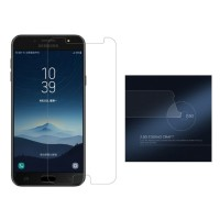Samsung Galaxy J7 Plus Tempered Glass (Clear)
