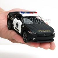 Diecast Ford Mustang GT '15 (Polisi) Kado Hadiah Ulang Tahun Unik Anak