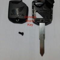 Bahan Kunci Motor Honda Vario 150 Model Alarm (casing only)