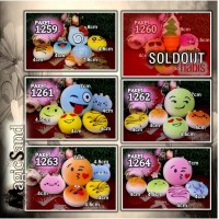 FIVE Squishy Paket