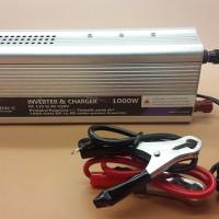 HARGA PROMO! SUOER 2 in 1 Inverter + Charger 1000 watt Typer SAA-1000W