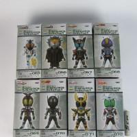 Kamen Rider Ryuga Kiva Kuuga Kabuto Fourze Stronger WCF Vol 9 Isi 8