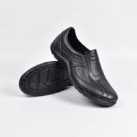 Jual Sepatu Pantofel Karet ATT AB 375 Sepatu Kerja Kantor Casual Hujan Nike Murah