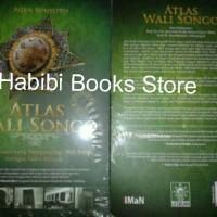 Jual Atlas Wali Songo Agus Sunyoto oleh Iman Murah