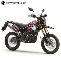 Kawasaki D-Tracker 150 Special Edition - Red