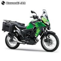 Kawasaki Versys-X 250 Tourer - Green