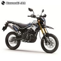 Kawasaki D-Tracker 150 Special Edition - White