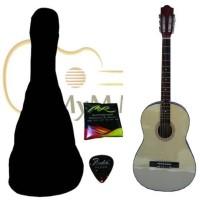 Gitar akustik clasic yamaha C315 custome