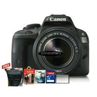 Kamera Canon 100D Kit 18-55 IS STM (Paket) Diskon