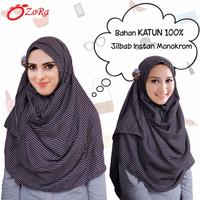 Jual jilbab instan hijab instan najwa hana murah OZORA syari modern BAGUS Murah