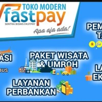 ID PPOB FASTPAY & FASTRAVEL Non Starter Kit