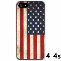 Jual  FOR IPHONE 4 4S  SOFT JELLY CASE FLAG OF ENGLAND CASING T0310 Murah