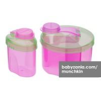 Munchkin Powdered Formula Dispenser Combo Pack Green Pink T2909