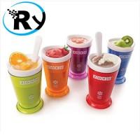 Jual  Gelas Pembuat Es ZOKU Ice Cream Smoothie Milkshake Maker Cup T1310 Murah