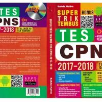Jual SUPER TRIK TEMBUS TES CPNS 2017-2018 - SAHDA HALIM Murah