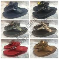 Jual  Sandal Jepit Fitflop Gothic Original GROSIR dan ECERAN T1310 Murah