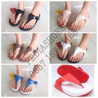 Jual  Sandal Jepit Fitflop Superjelly Women Original GROSIR dan EC T1310 Murah