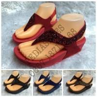 Jual  Sepatu Fitflop Suisei Flower Slingback Original GROSIR dan E T1310 Murah