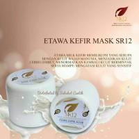 harga Sr12 Etawa Kefir Mask / Masker Kefir Susu Etawa  50gr Tokopedia.com