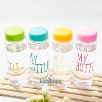 Jual My Bottle   Botol Plastik Bening Juice 500ml Murah