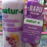 Natur E Nourishing Relaxing Handbody Lotion 245ml