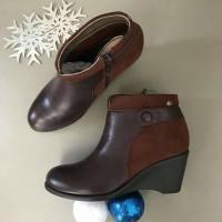 Sepatu Boots Wanita HUSH PUPPIES Ori Murah / SALE / Original / Boots