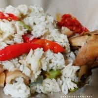 Jual Nasi Liwet Ayam Kalasan Besar Murah