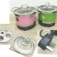 Jual panci Listrik/alat rebus air/electrik egg Cooker boiler(F-128) Murah