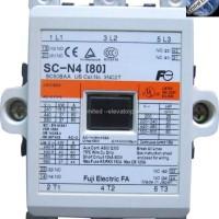 MAGNETIC CONTACTOR SCN 4 220VAc Fuji Electric.