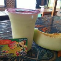Jual Jus melon sehat alami di bekasi@original fruit Murah