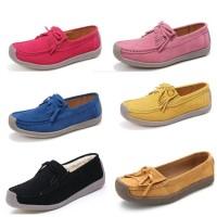 Jual sepatu sandal flat cewek rumbai lonceng rinkadoll Murah