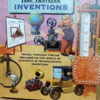 Time Traveler Invention Book