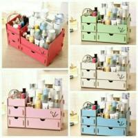 Jual DIY cosmetic storage / kotak kosmetik Murah