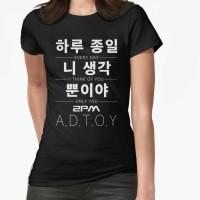 Jual K-POP/Kaos/Baju/T-Shirt/2PM A.D.T.O.Y Murah