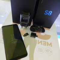 Hp Samsung S8 64GB. second 100% Ori