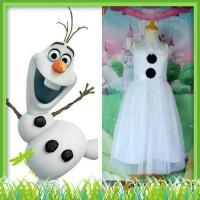 Baju Anak Dress Anak Baju Pesta Kostum Anak Olaf Baju Princess