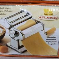 Gilingan Molen Mie Atlas Weston Pasta Machine